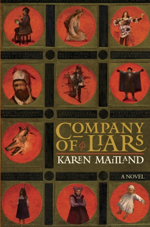 """Company of Liars"" by Karen Maitland"